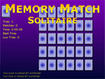 Memory Solitaire Icon