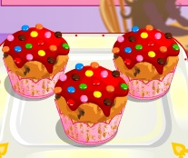 Muffins Backen Icon